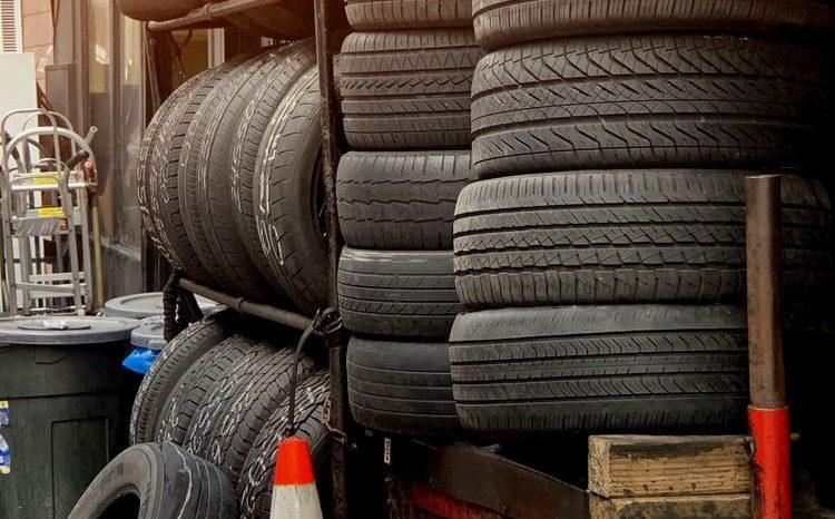 Konsten att byta däck