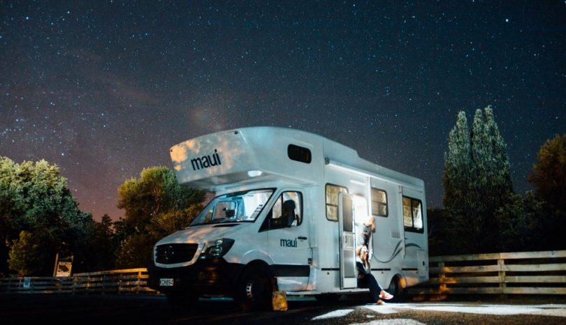 Är drömmen en egen husbil?